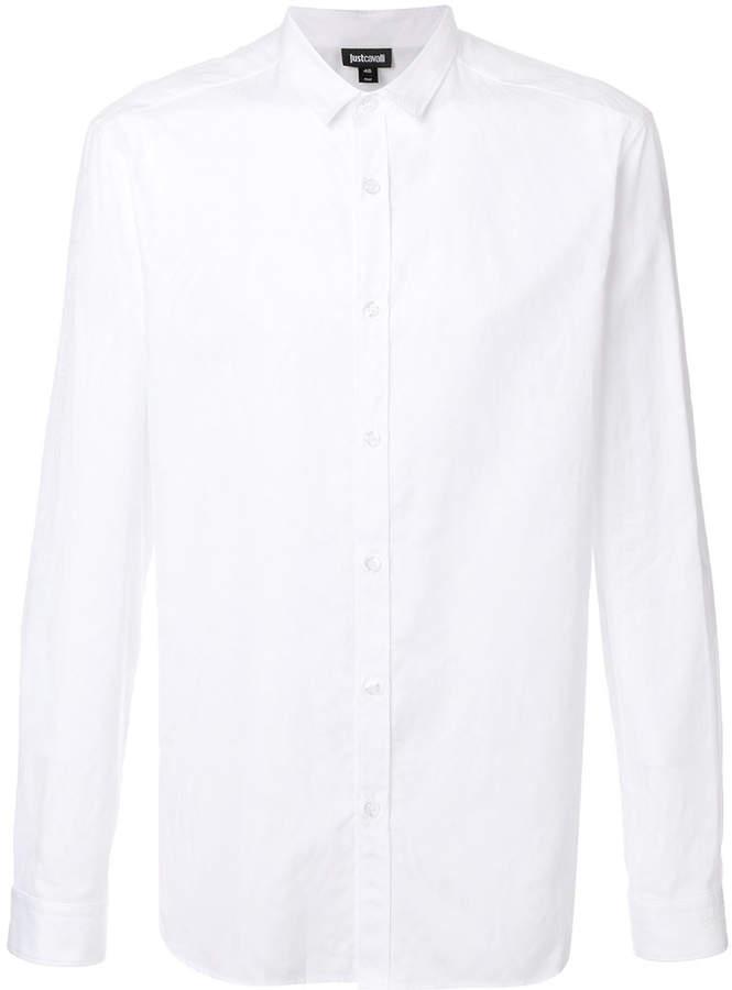Just Cavalli classic tailored shirt
