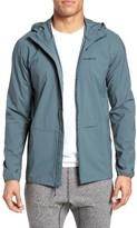 Patagonia Men's 'Houdini' Water Repellent Hooded Jacket