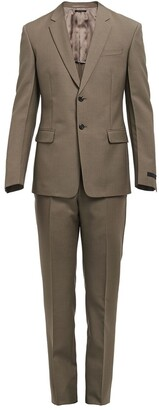 Prada Single-Breasted Suit