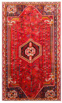 """F.J. Kashanian Persia Hand-Knotted Rug (5'2""""x8'9"""")"""