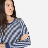 Everlane The Linen Crew Sweater