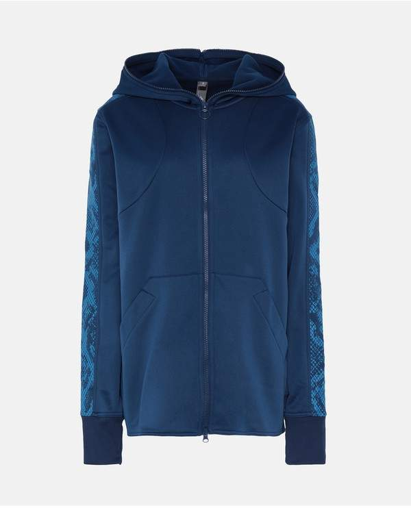 Blue Training Jacket