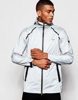 Creative Recreation Hybrid Jacket - Silver