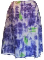 Versus Purple Skirt for Women