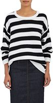 ATM Anthony Thomas Melillo Women's Striped Wool Oversized Sweater