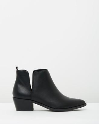 Spurr Angelica Ankle Boots