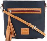 Dooney & Bourke Pebble Leather Crossbody Handbag -Lani