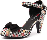 I Love Billy Annie Black Gingham Print/Black