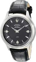 Rotary Men's gs02965/04/22 Analog Display Swiss Quartz Watch