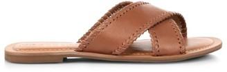 Jack Rogers Sloane x Band Leather Sandals