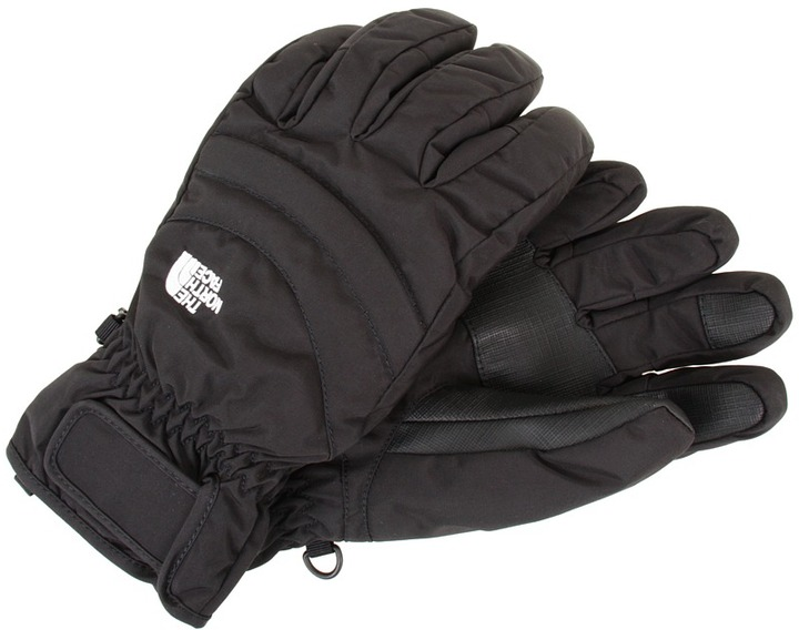 The North Face Women's Etip Facet Under Glove (TNF Black) - Accessories