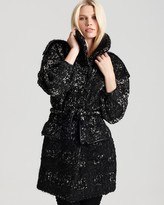 Burberry London Long Belted Coat