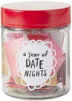 Hallmark Glass Jar with Date Night Suggestions
