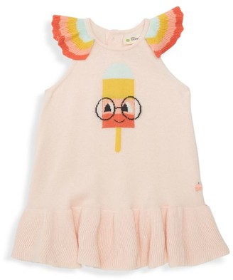 The Bonnie Mob Baby Girl's Icy Lolly Flounce Dress