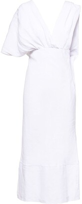 Miu Miu V-Neck Dress