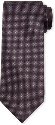 Stefano Ricci Men's Small Neat Silk Tie