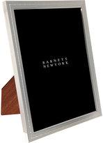 "Barneys New York 8"" x 10"" Silver Dot Frame"