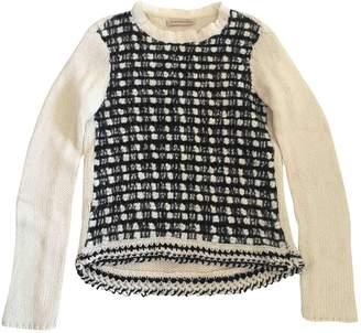 Coast Weber & Ahaus White Wool Knitwear for Women