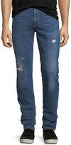 Joe's Jeans Brixton Distressed Straight-Leg Jeans