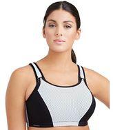 Glamorise Bras: High-Impact Full-Figure Sports Bra 9166