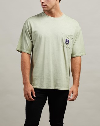 Saturdays NYC Peace New Short Sleeve Tee