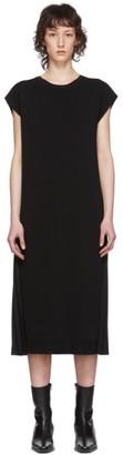 Juun.J Black Pleated Dress