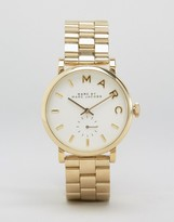 Marc Jacobs Baker Gold Watch MBM3243