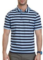 Nautica Classic Striped Polo Shirt