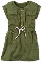 Carter's Pocket Dress, Toddler Girls (2T-4T)