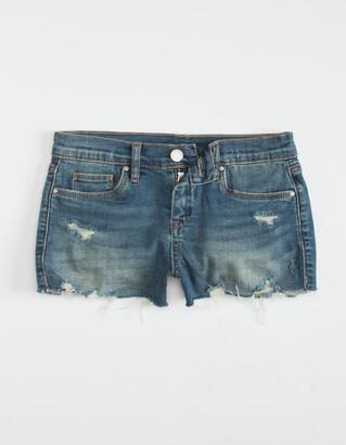 Blank NYC Mini Astor Girls Denim Shorts