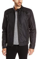GUESS Men's Victor Quilted Jacket