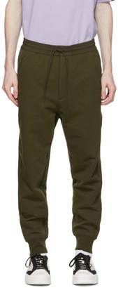 Y-3 Khaki Utility Lounge Pants