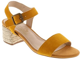 Sbicca Greenwood (Marigold) Women's Shoes