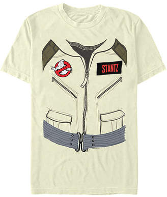 Fifth Sun Ghostbusters Stantz Costume Mens Crew Neck Short Sleeve Ghostbusters Graphic T-Shirt