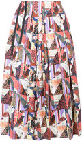 Creatures of the Wind Schumi skirt - women - Cotton - 2