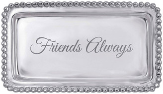 Mariposa Friends Always Beaded Statement Tray