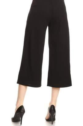 story. 143 French-Terry Culotte Pants