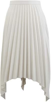 Acne Studios Ilsie pleated skirt