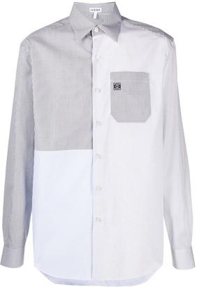Loewe Multi-Check Shirt