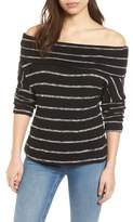 Caslon Convertible Neck Knit Pullover