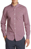 Lacoste Checked Sportshirt