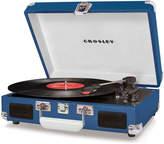 Crosley Blue Deluxe Cruiser Turntable
