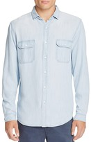 Rails Beckford Chambray Slim Fit Button-Down Shirt