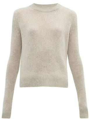 The Row Muriel Cashmere Sweater - Womens - Light Grey
