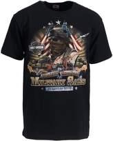 Harley-Davidson Men's T-Shirt - Custom Reckoning Force | Overseas Tour - LG