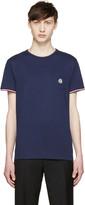 Moncler Navy Pocket T-shirt