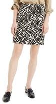 J.Crew Petite Women's Castlebar Jacquard Skirt