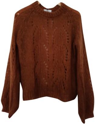Polder Camel Wool Knitwear for Women