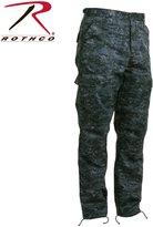 Rothco Digital Camo BDU Pants, - 3X-Large