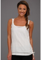Horny Toad Unveil Tank (White) - Apparel